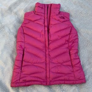 Woman's The North Face Vest
